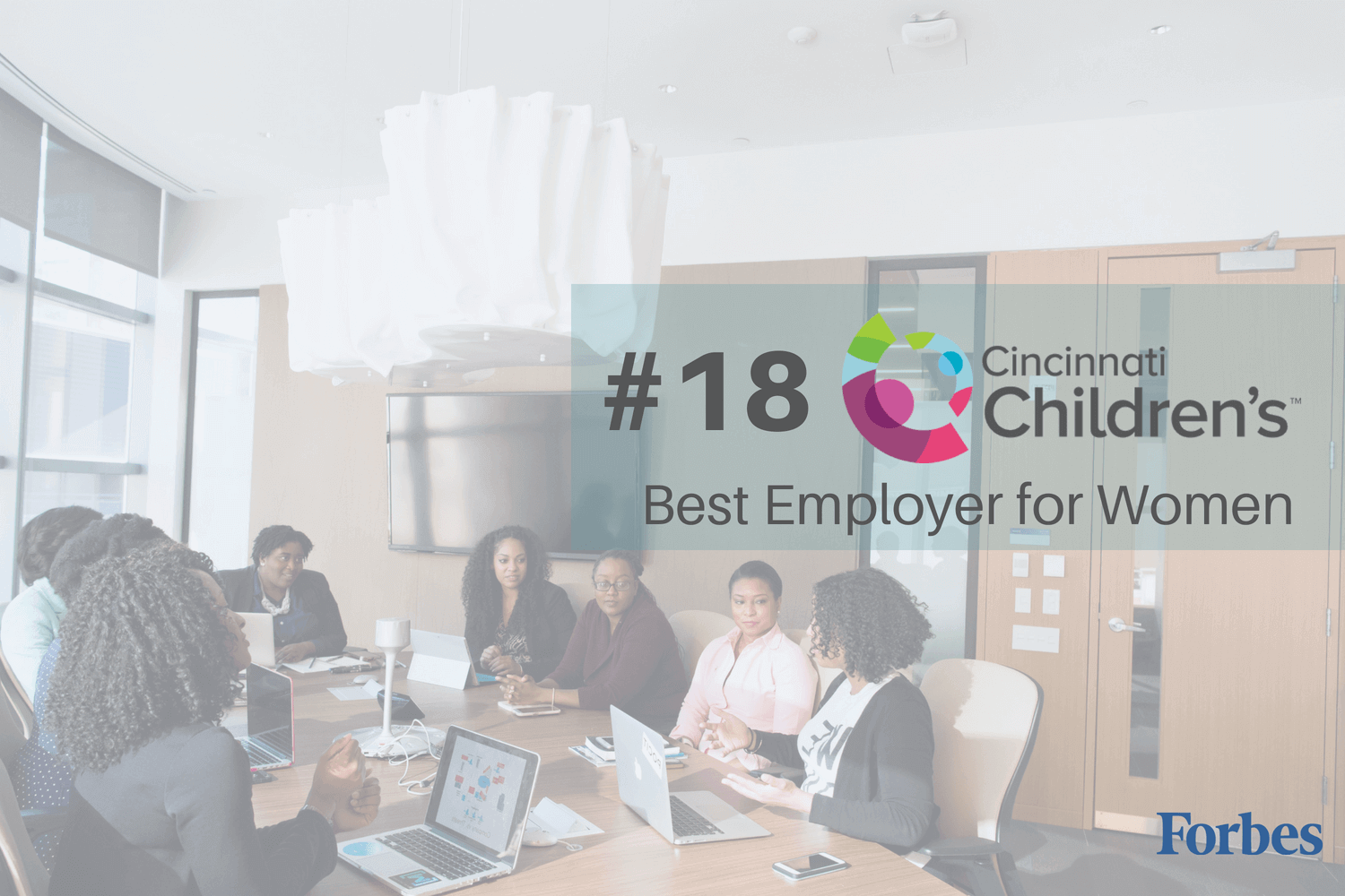 Cincinnati Children's Women in Workplace Award